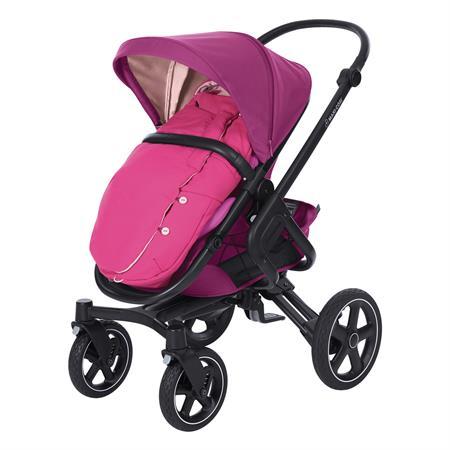 1792410110 Maxi-Cosi Universal Fusssack Frequency Pink Kinderwagen