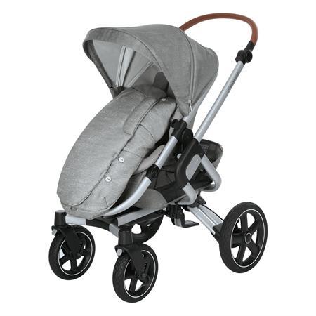 1792712110 Maxi-Cosi Universal Fusssack Nomad Grey Kinderwagen