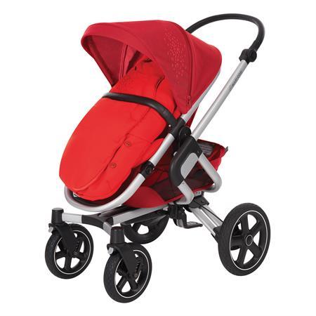 1792721110 Maxi-Cosi Universal Fusssack Vivid Red Kinderwagen