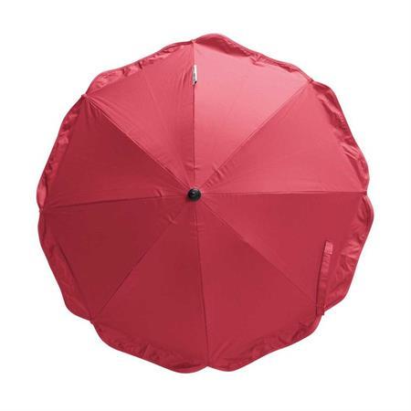 Playshoes Sonnenschirm für Kinderwagen Rot