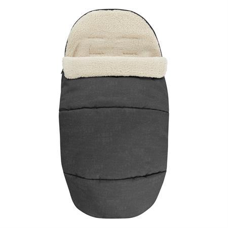 Maxi-Cosi 2-in-1 Fußsack Nomad Black