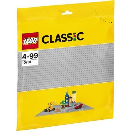 Lego Classic - Graue Grundplatte
