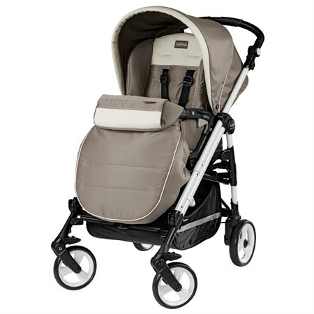 Peg Perego Switch Easy Drive Completo weiß