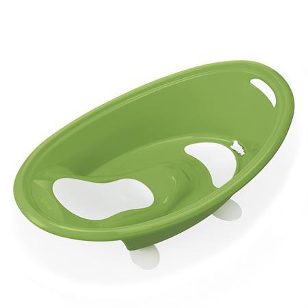 Brevi Badewanne GOCCIA 049 - grün weiß