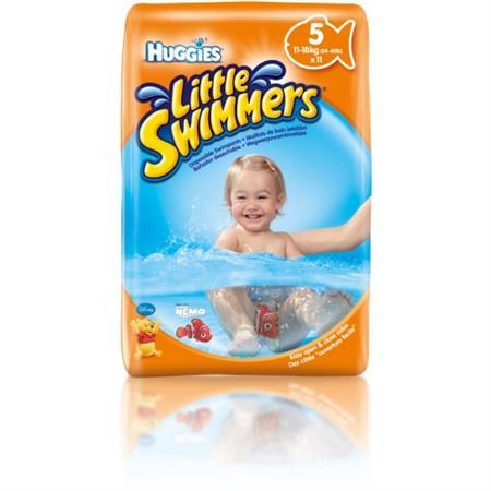 Huggies Schwimmwindeln Gr. 5 (5-6 Jahre) 11er Pack