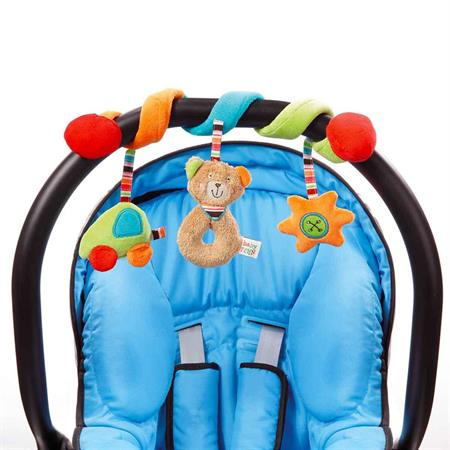 BabyFehn Activity Spirale Teddy Detailansicht 01