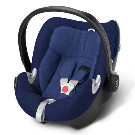 Babyschale Cybex Aton Q Royal Blue