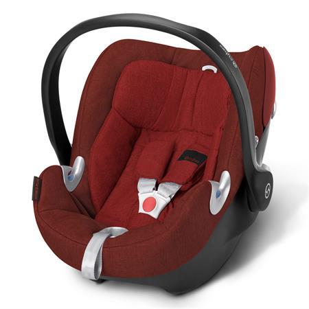 Babyschale Cybex Aton Q Mars Red - red