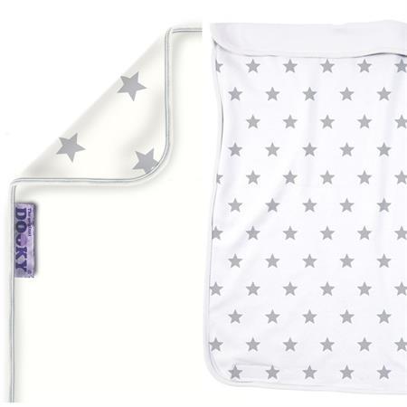 Xplorys Dooky Blanket Silver Stars