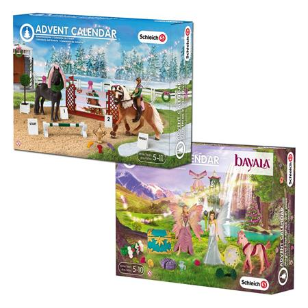 450 x 450 jpeg 36kB, Schleich Advent Caleder 2015 selectable horses or ...