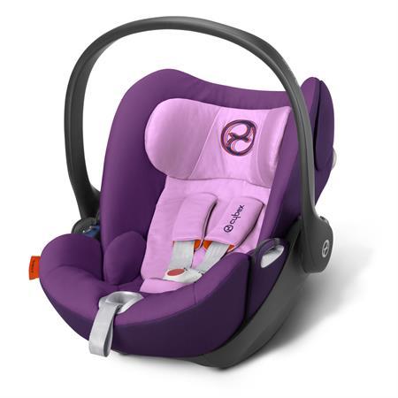 Cybex Cloud Q Babyschale Design 2015 Grape Juice-purple