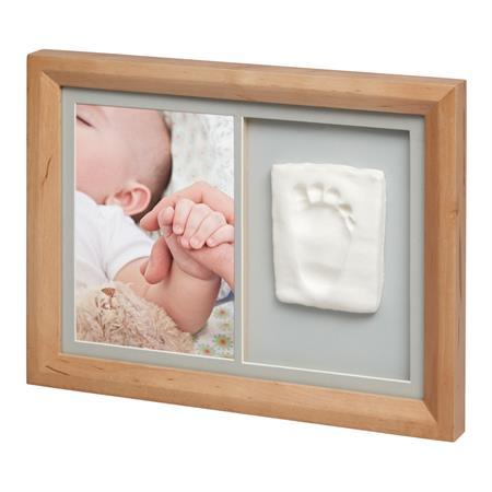 BabyArt My Tiny Touch  Print Frame, Eckig, Honey