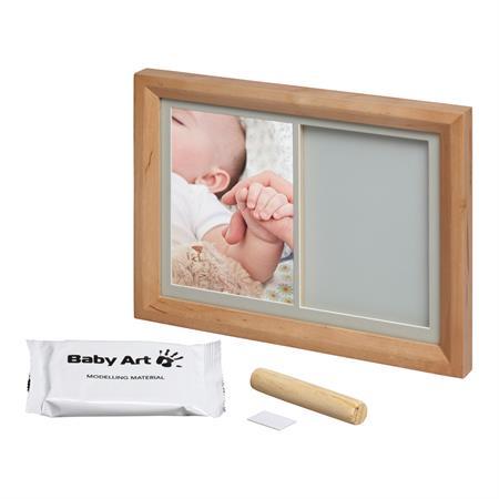 BabyArt My Tiny Touch  Print Frame, Eckig, Honey Detail 01