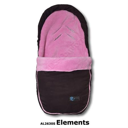 Altabebe Winterfußsack Velours Car Seat AL2630S Elements