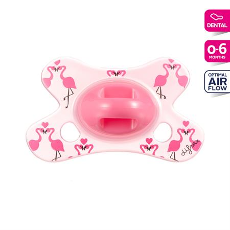 6007998 Difrax Soother Dental 0 6 Lovely