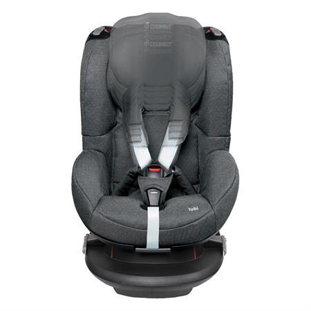 60109561 Maxi-Cosi Tobi Sparkling Grey Harness And Headrest Adjustment