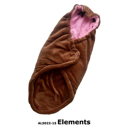 Altabebe Winterfußsack für Babyschale Snuggle Cove Elements