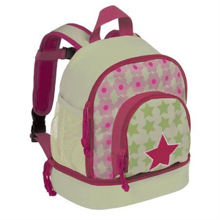 Lässig 4Kids Rucksack Mini Backpack Starlight Magenta