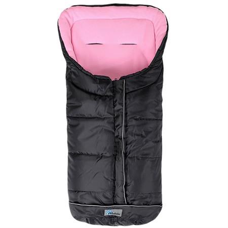 Altabebe Standard winterwarmer Fußsack AL2203 Black Emy