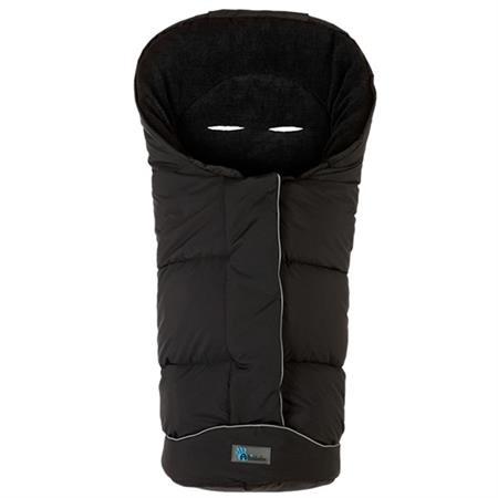 Altabebe Standard winterwarmer Fußsack AL2203 Black Panther