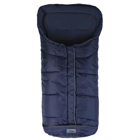 Altabebe Standard winterwarmer Fußsack AL2203 Deep Blue Uni