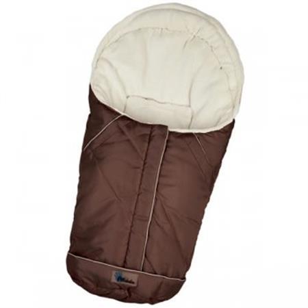 Altabebe Winterfußsack für Babyschale AL2003 Cream