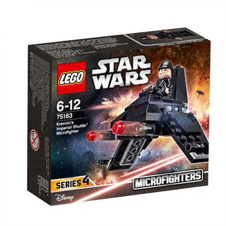 LEGO Star Wars Microfighter 4