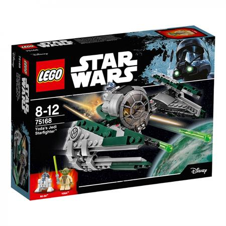 LEGO Star Wars Yoda's Jedi Starfighter