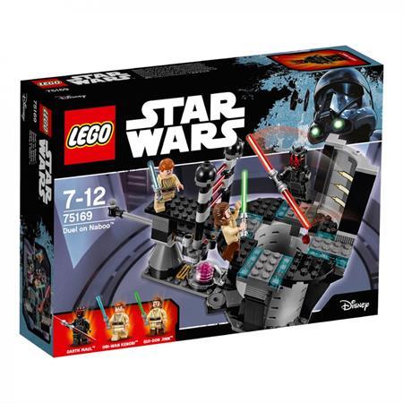 LEGO Star Wars Duel auf Naboo