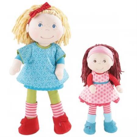 Haba mittelgroße Puppen 34 cm verschiedene Ausführ