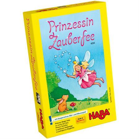 Haba Mitbringspiele in verschiedenen Ausführungen Prinzessin Zauberfee