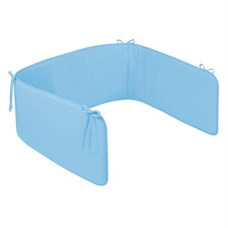 Zöllner Nestchen Basic mit Polyestervlies-Füllung Uni Blue
