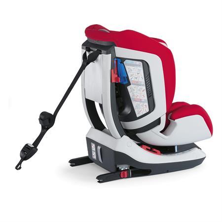 7982870 Chicco Seat Up 012 Red Befestigungssystem