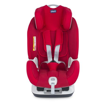 7982870 Chicco Seat Up 012 Red Front Gurtsystem