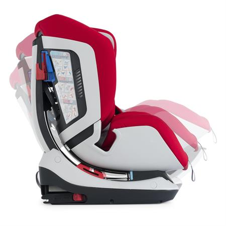 7982870 Chicco Seat Up 012 Red Liegepositionen
