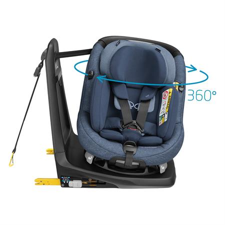 8025412110 Maxi-Cosi Axissfix Plus Frequency Blue