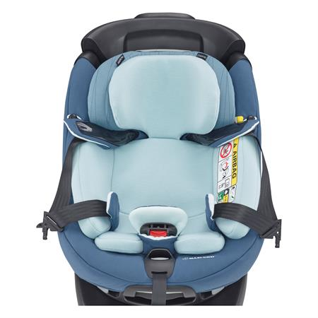 8025412110 Maxi-Cosi Axissfix Plus Frequency Blue Baby Inlay