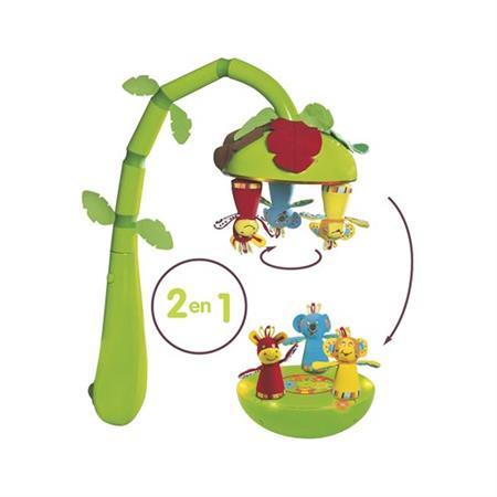 Babymoov Mobile Magic Jungle 2 in 1