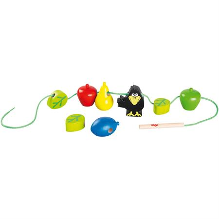 Haba Bambini-Perlen, in verschiedenen Ausführungen Obstgarten