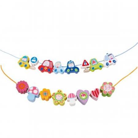 Haba Bambini-Perlen, in verschiedenen Ausführungen