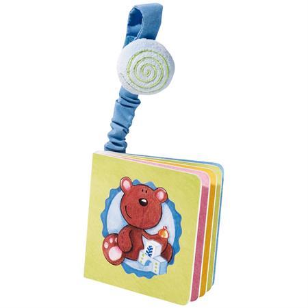 Haba Buggy-Buch für Unterwegs, verschiedene Ausfüh Mein erstes Spielzeug