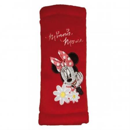 Kaufmann Gurtpolster mit Klettverschluss, bestickt Minnie Mouse