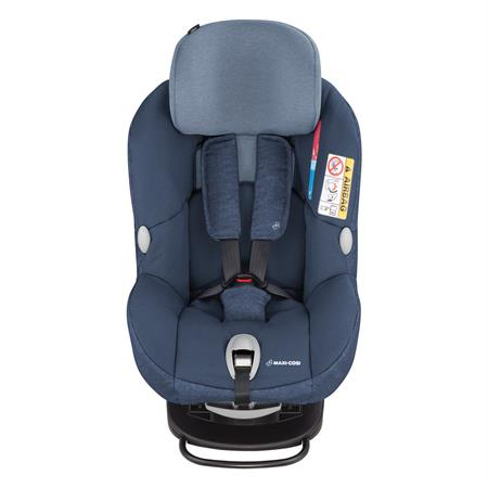 8536243110 Maxi-Cosi Milofix Nomad Blue Headrest Adjustements Front