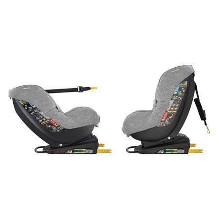 8536712110 Maxi-Cosi Milofix Nomad Grey Rearward And Forward Facing Side