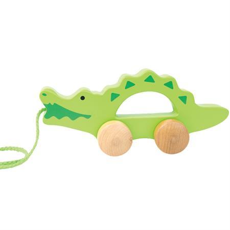 Hape Ziehfiguren Krokodil