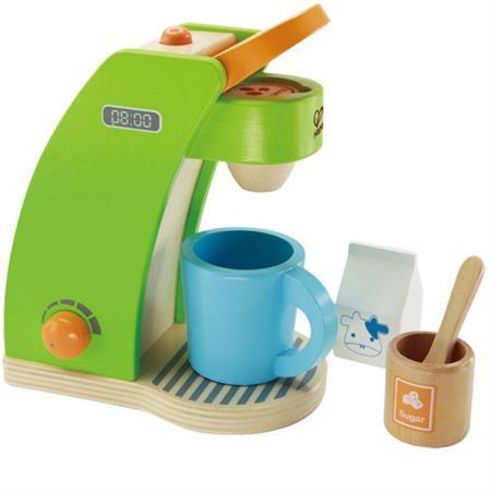 Hape Kaffeemaschine für die Kinderküche