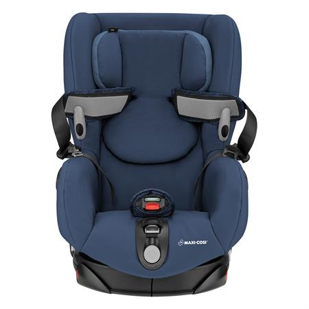 8608243110 Maxi-Cosi Axiss Nomad Blue Easy In Harness Front