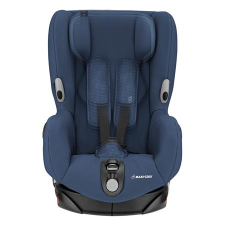 8608243110 Maxi-Cosi Axiss Nomad Blue Harness And Headrest Adjustment Front
