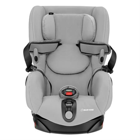 8608712110 Maxi-Cosi Axiss Nomad Grey Easy In Harness Front
