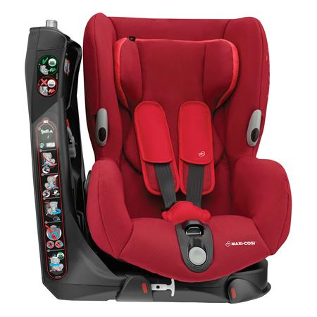 8608721110 Maxi-Cosi Axiss Vivid Red Fixedi Side